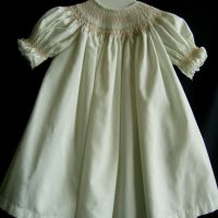 Baby Bishop Gown